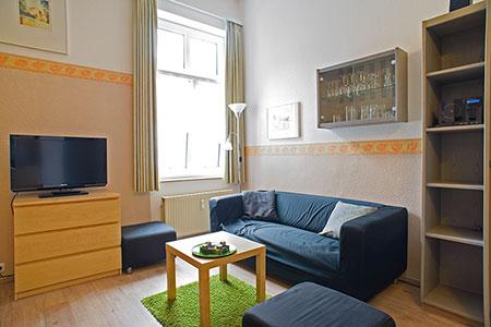Appartementhaus am Kurpark - Appartement 11