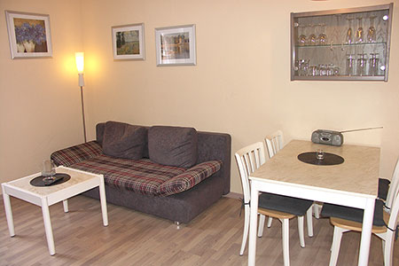 Appartementhaus am Kurpark - Ferienwohnung 13