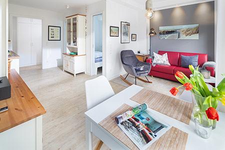 Appartementhaus am Kurpark - Ferienwohnung 20