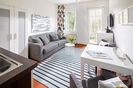 Appartementhaus am Kurpark - Appartement 21