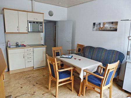 Appartementhaus am Kurpark - Ferienwohnung 25