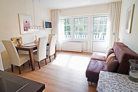 Appartementhaus am Kurpark - Ferienwohnung 32 a