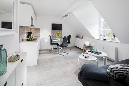 Appartementhaus am Kurpark - Ferienwohnung 34