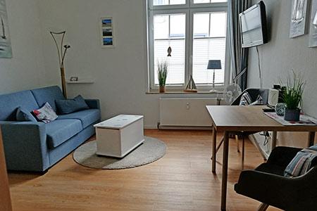 Appartementhaus am Kurpark - Appartement 4