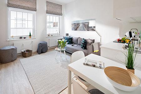 Appartementhaus am Kurpark - Appartement 6