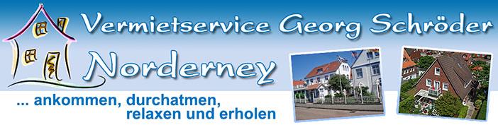Vermietservice Georg Schröder Newsletter